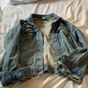 Women's Merona Jean jacket. Small